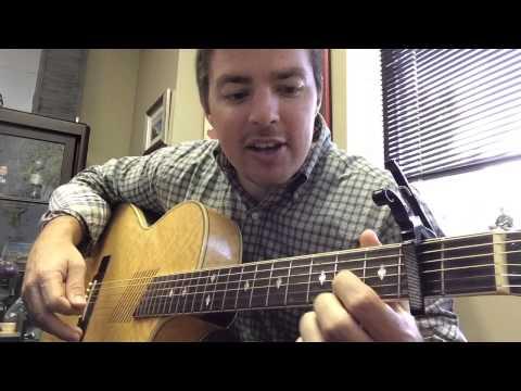 Everything That Glitters - Dan Seals (Beginner Guitar Lesson)