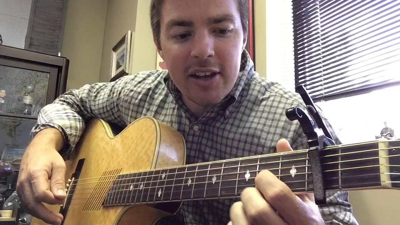 Everything That Glitters   Dan Seals Beginner Guitar Lesson