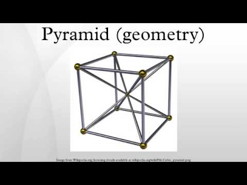 Pyramid (geometry)