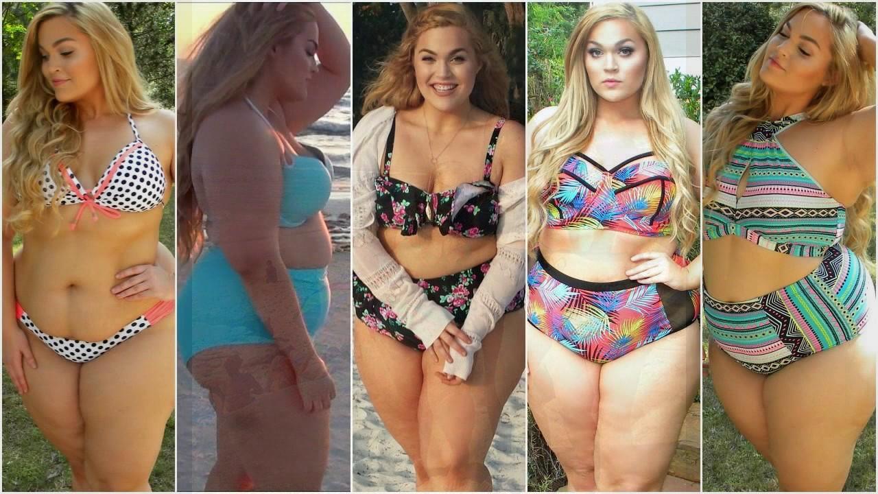 chubby women in lingerie porn