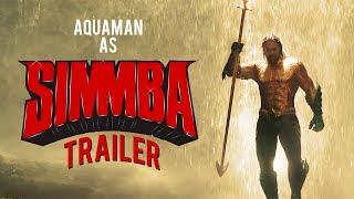 Simmba Trailer Mashup   Aquaman Meets Ranveer Singh   Rahul Gill Edits