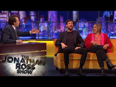 Jack Whitehall's American Accent | The Jonathan Ross Show