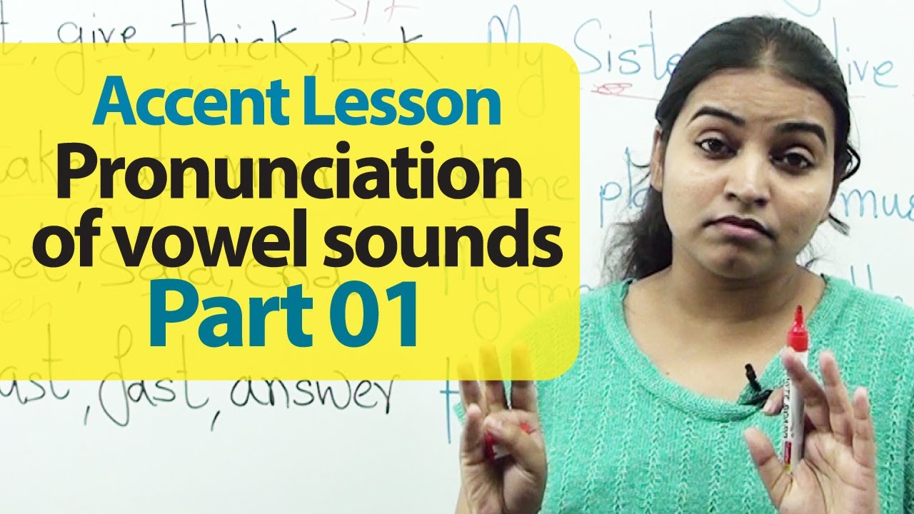 Guide English Voice Accent and Pronunciation