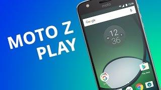 Lenovo/Motorola Moto Z Play [Análisis]