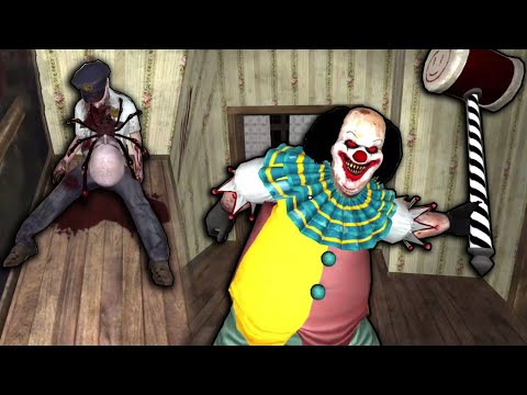PAGEL JOKER - Horror Clown Pennywise - Scary Escape Full Gameplay