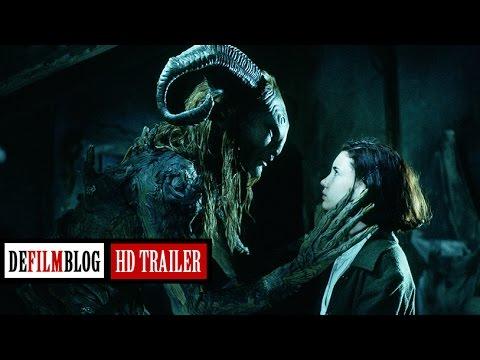 Pan's Labyrinth / El Laberinto del Fauno (2006) Official HD Trailer [1080p]