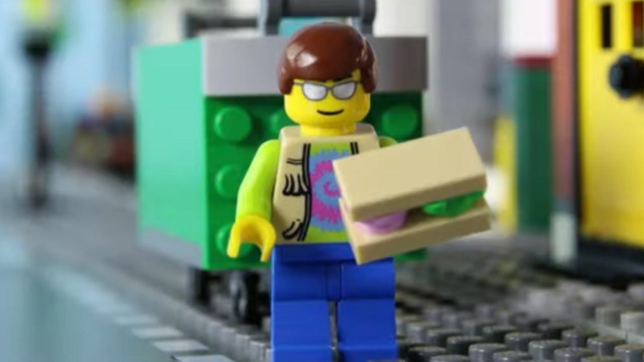 LEGO City: Best Of Billy Bricks STOP MOTION LEGO City Worst of Fails | Billy Bricks Compilations