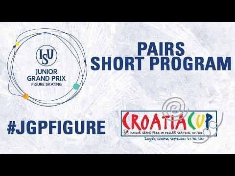 Pairs Short Program - Zagreb 2017