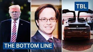 THE BOTTOM LINE: The Trump trade, Tesla's big problem, and a chat with BlackRock's bond chief