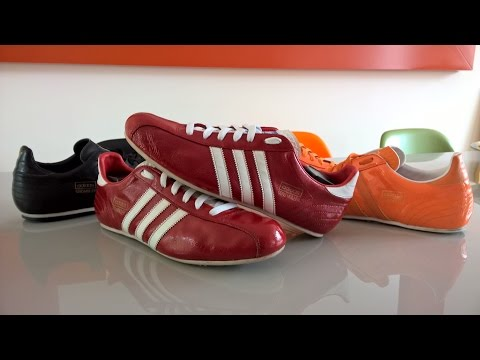 Adidas Gerd Muller (up close & on foot)