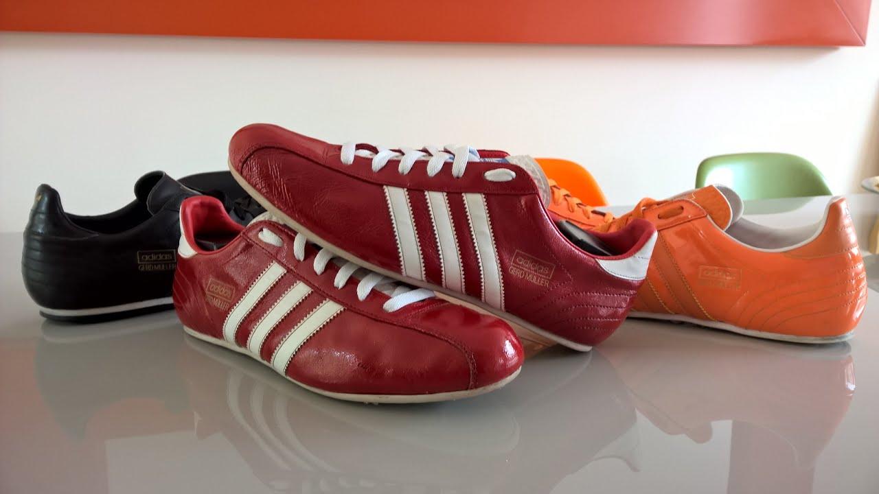 Adidas Gerd Muller (up close \u0026 on foot