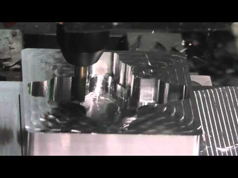 iMachining By SolidCAM. Amazing Machining (Steel)