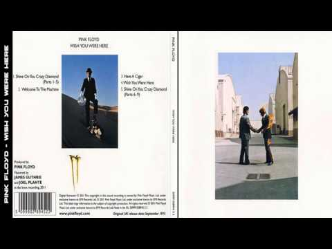 Pink Floyd - Wish You Were Here Album Discography