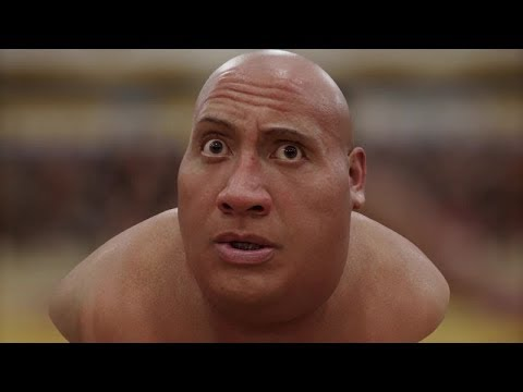 TOP 10 Funny Pictures Of Dwayne Johnson (ROCK)