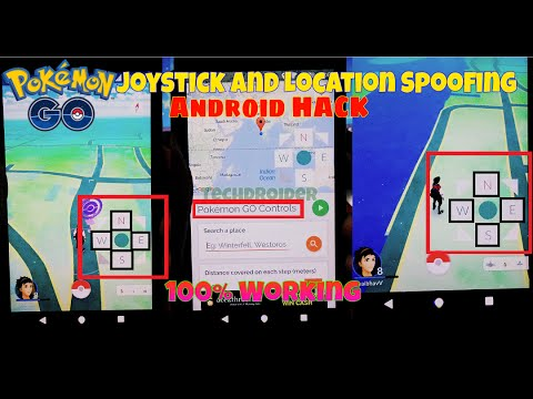location spoofer android pokemon go