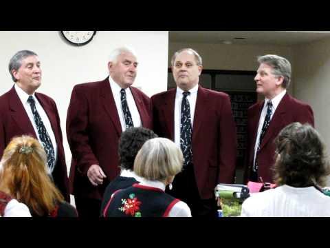 Barbershop Quartet Christmas Songs