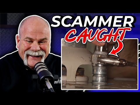 Real Plumber Reacts to the BIGGEST PLUMBING SCAMMERS - Видео онлайн