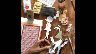 Color Of Humanity Paper Doll Tutorial (Ernestine)
