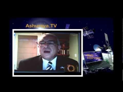 David Lazar - American Mesopotamian Org. - AshurayaTV Interview