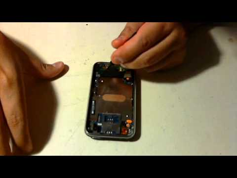 How To Open Iphone 3g 3gs 4s 5s 5c
