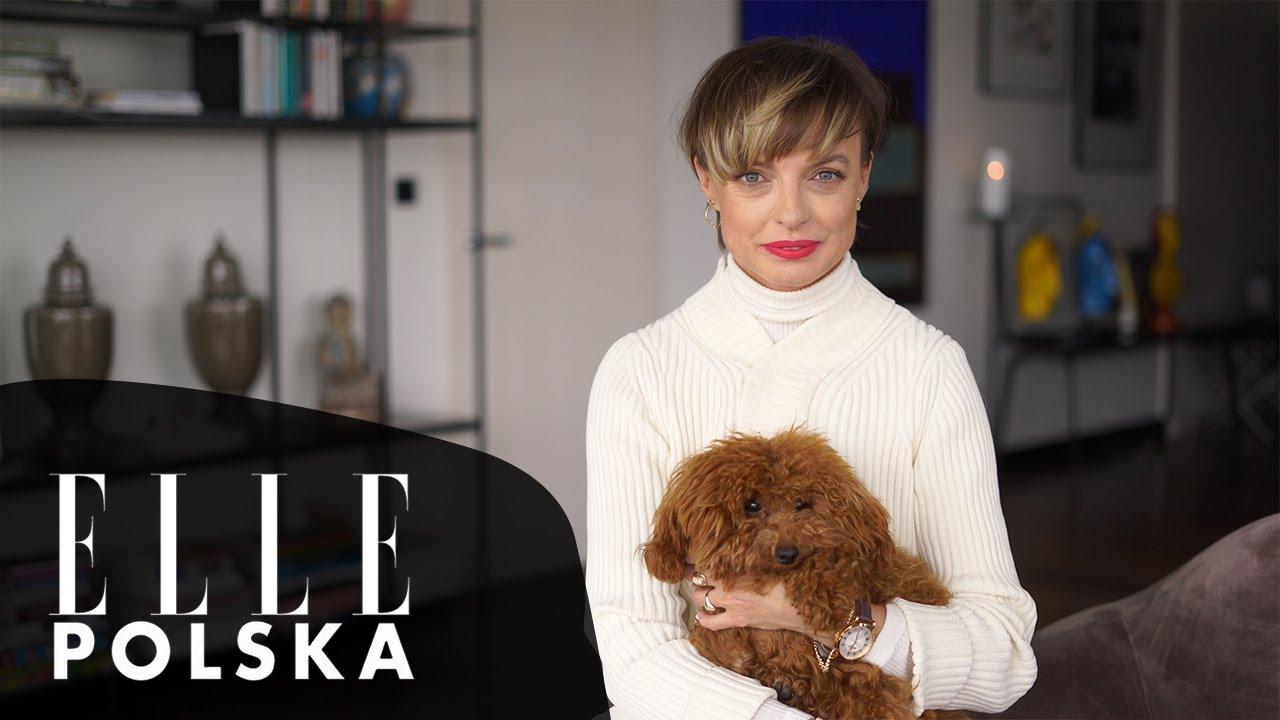 Szafa ELLE: Kasia Sokołowska. Co znajdziemy w garderobie reżyserki pokazów mody?