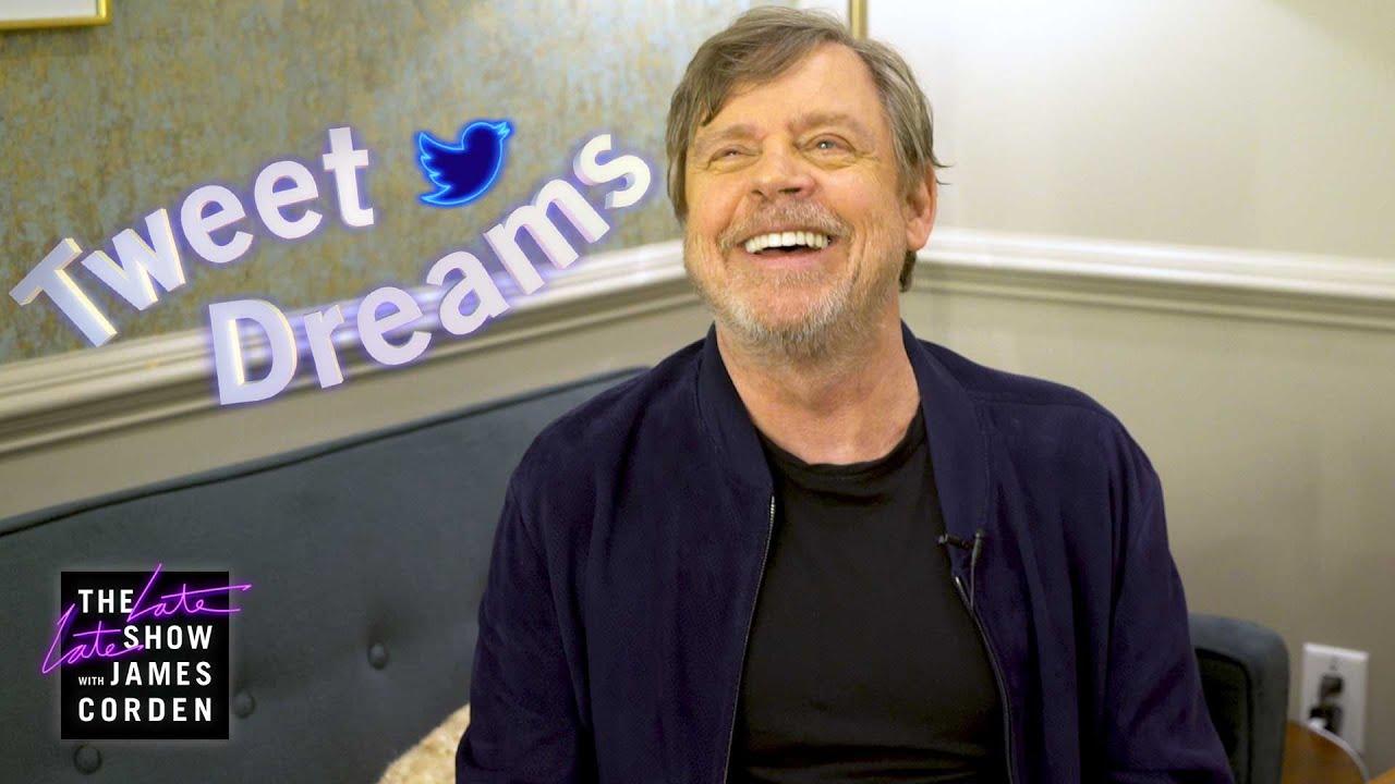 Tweet Dreams w/ Mark Hamill