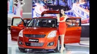 Giới thiệu các dòng xe du lịch của Suzuki: Swift, Ertiga, Vitara