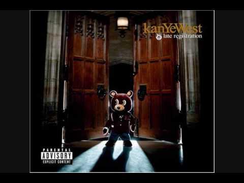 Music video Kanye West - We Major