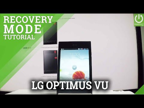 How to Enter Recovery Mode LG Optimus Vu - Quit LG Recovery Mode