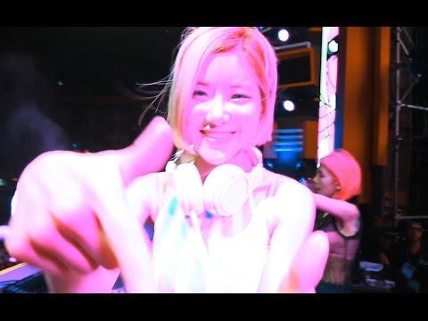 DJ SODA -  S2O Songkran Festival (dj소다,디제이소다)