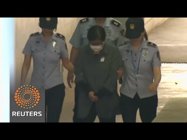 Woman at the heart of South Korea's political scandal jailed