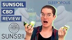 Sunsoil CBD Review - Will it Help You Sleep?