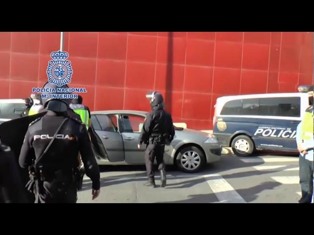 Detención de yihadista en el Príncipe, Ceuta
