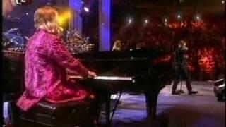 Elton John (& Bryan Adams) 1/4 - Sad Songs - Jets