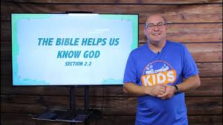 T&T: Grace In Action 2.2 - The Bible Helps Us Know God