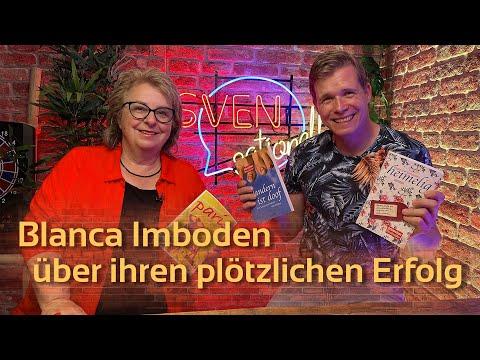 Blanca Imboden, Bestseller-Autorin über ihren plötzlichen Erfolg | SVENsationell #12