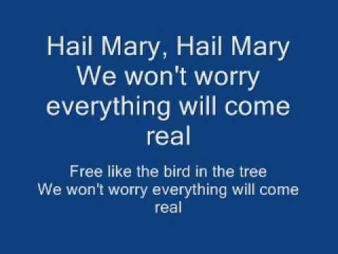 2pac - Hail Mary (Lyrics)