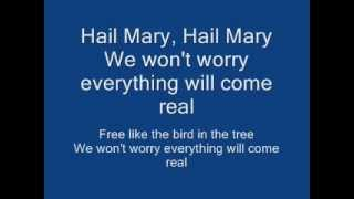 2pac - Hail Mary (Lyrics)