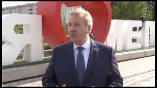 Борис Хохряков - Председатель Думы Югры
