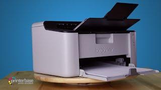 Brother HL 1110 Compact mono Laser Printer Review   printerbase.co.uk