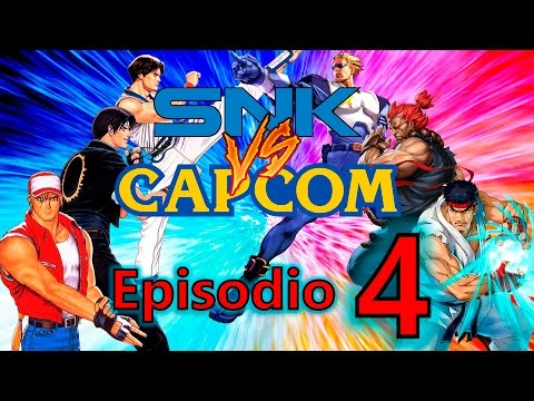 La Batalla entre SNK y CAPCOM - Documental - Nº 4: La guerra de las 2D vs. 3D - (English subtitles)