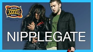 "The 2004 Janet Jackson Super Bowl Halftime ""Nipplegate"" Scandal and Aftermath"