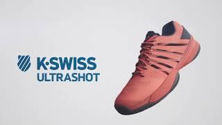 New: K-Swiss Ultrashot [Tennis]