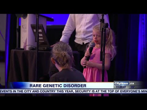 Toronto hosts conference for Canadians diagnosed with rare genetic disorder