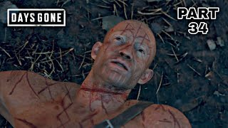 Days Gone Gameplay After Iron Mike's Camp & I m Good With That Full Gameplay Part - 34