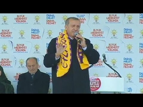Türkei Kommunalwahlen