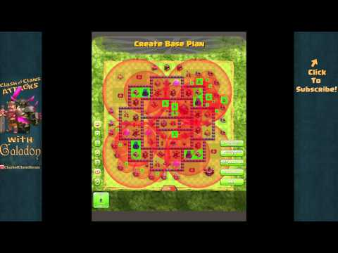 Clash of Clans Builder - Building an Ultimate Anti-3 Star Base!