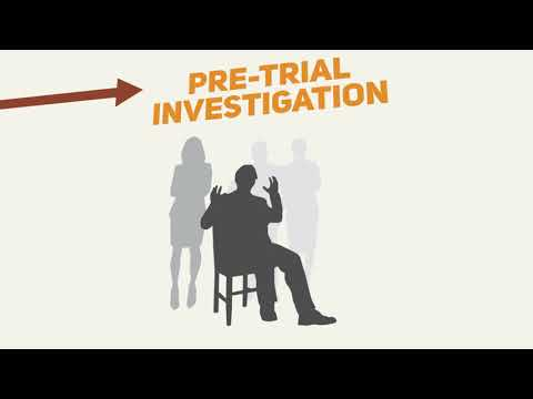 Criminal justice process in Finland