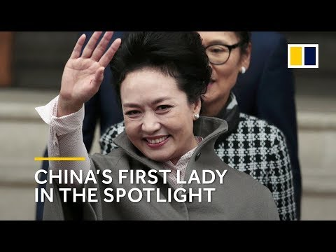 How China's first lady Peng Liyuan plays a pivotal role in Beijing's push for soft power