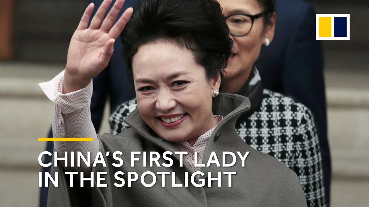 How China's first lady Peng Liyuan plays a pivotal role in